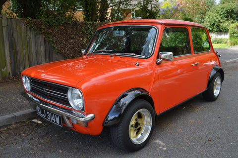 1980 Mini Clubman Workshop Service Repair Manual