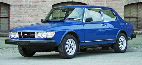 1980 Saab 99 Workshop Service Repair Manual