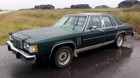 1981 MERCURY GRAND MARQUIS SERVICE REPAIR MANUAL