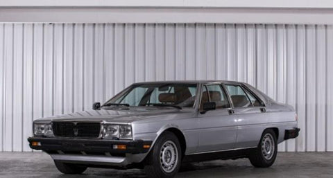 1981 Maserati Quattroporte Service Repair Manual
