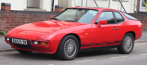 1981 Porsche 924 Service Repair Manual Download