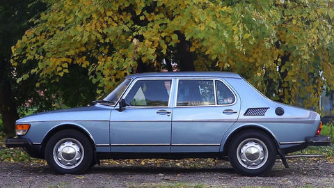 1981 Saab 99 Workshop Service Repair Manual