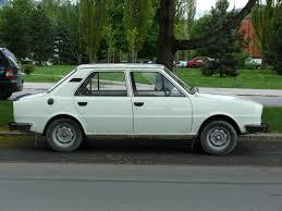 1981 Skoda 120 L Workshop Service Repair Manual