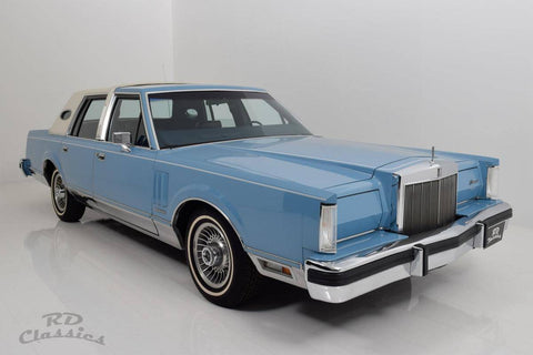 1982 Lincoln Continental Workshop Service Repair Manual