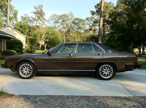 1982 Maserati Quattroporte Service Repair Manual