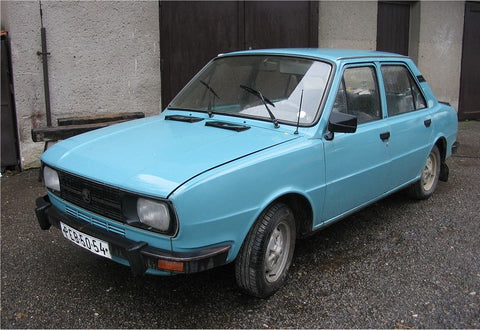 1982 Skoda 120 L Workshop Service Repair Manual