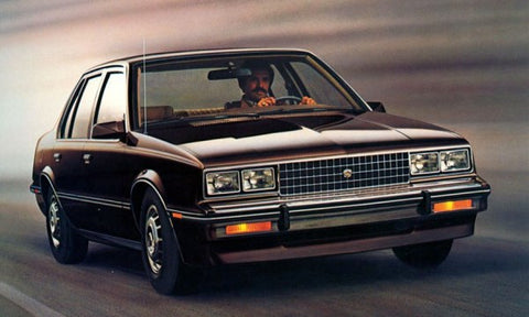 1982 to 1988 Cadillac Cimarron Complete Workshop Service Repair Manual