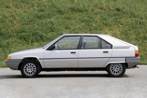 1983 -1992 Citroen BX Workshop service Repair Manual