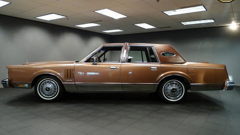 1983 Lincoln Continental Workshop Service Repair Manual