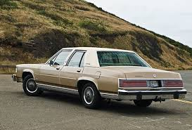 1983 MERCURY GRAND MARQUIS SERVICE REPAIR MANUAL