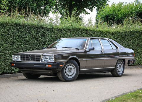 1983 Maserati Quattroporte Service Repair Manual