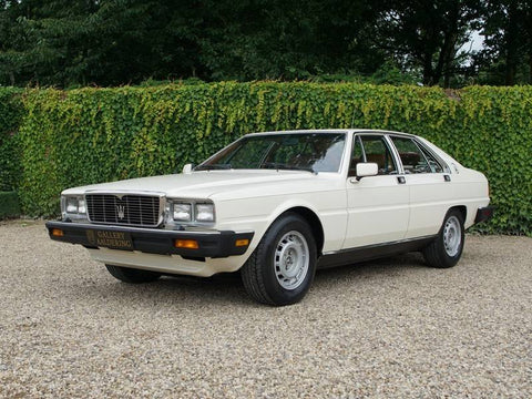 1984 Maserati Quattroporte Service Repair Manual