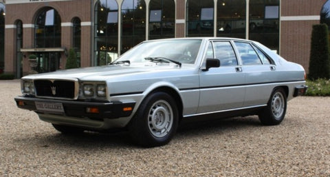 1985 Maserati Quattroporte Service Repair Manual