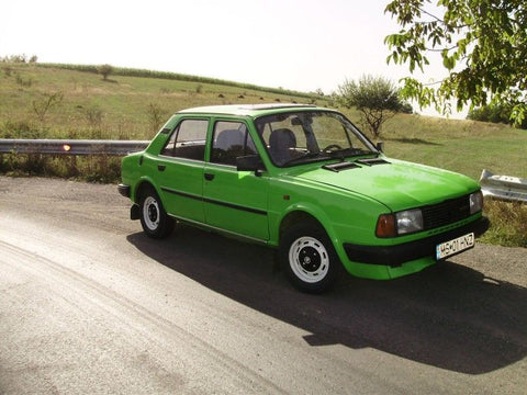 1985 Skoda 120 L Workshop Service Repair Manual