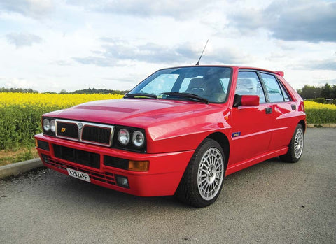 1986-1993 Lancia Delta Integrale Workshop Service Repair Manual