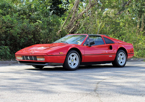1986 Ferrari 328 GTS Workshop Service Repair Manual