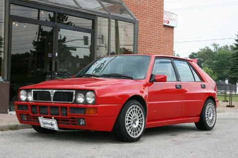 1986 Lancia Delta Integrale Workshop Service Repair Manual