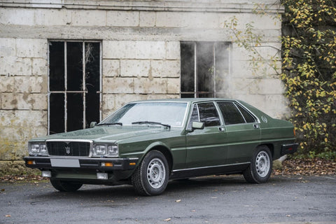 1986 Maserati Quattroporte Service Repair Manual