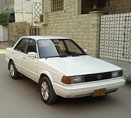 1986 NISSAN SUNNY SERVICE REPAIR MANUAL