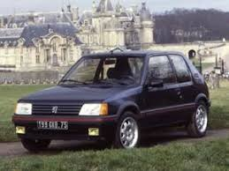 1986 Peugeot 205 Workshop Repair manual DOWNLOAD