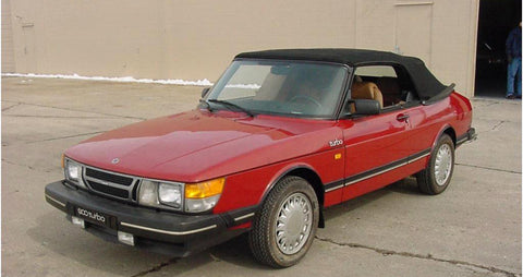 1986 SAAB 90 99 900 Sedan Hatchback Workshop Service Repair Manual