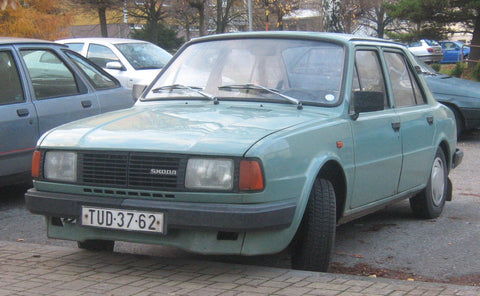 1986 Skoda 120 L Workshop Service Repair Manual