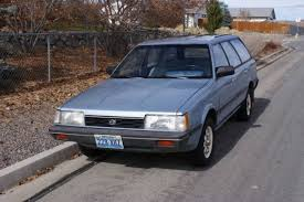 1986 Subaru DL GL Workshop Service Repair Manual Download