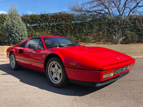 1987 Ferrari 328 GTS Workshop Service Repair Manual