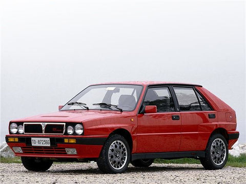 1987 Lancia Delta Integrale Workshop Service Repair Manual