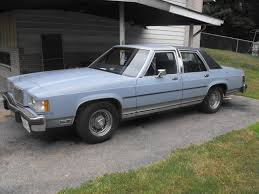 1987 MERCURY GRAND MARQUIS SERVICE REPAIR MANUAL