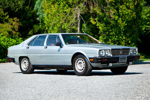 1987 Maserati Quattroporte Service Repair Manual