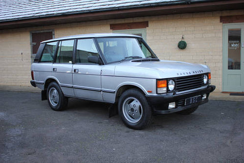 1987 Range Rover Classic Workshop Service Repair Manual