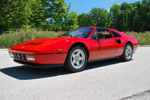 1988 Ferrari 328 GTS Workshop Service Repair Manual