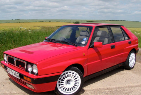 1988 Lancia Delta Integrale Workshop Service Repair Manual