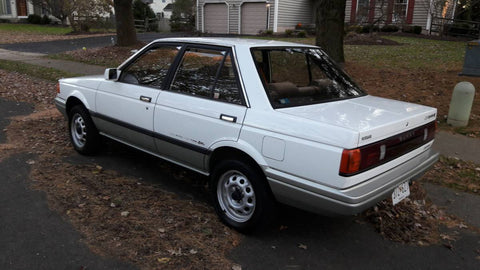 1988 NISSAN SUNNY SERVICE REPAIR MANUAL