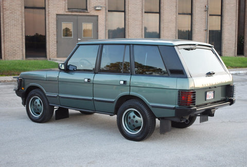 1988 Range Rover Classic Workshop Service Repair Manual