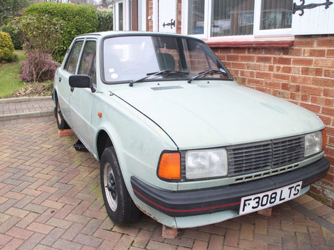 1988 Skoda 120 L Workshop Service Repair Manual