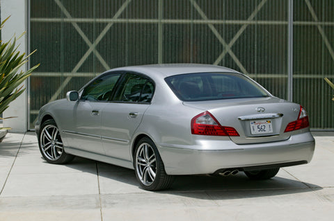 1989-2006 Infiniti Q45 Workshop Service Repair Manual