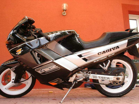 1989 Cagiva Freccia 125 C10r C12r Workshop Service Repair Manaul Download