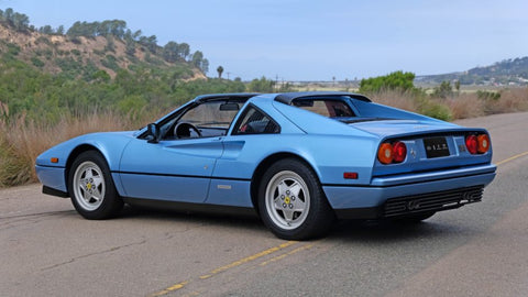 1989 Ferrari 328 GTS Workshop Service Repair Manual