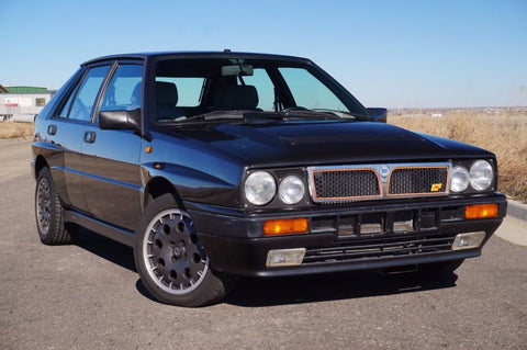 1989 Lancia Delta Integrale Workshop Service Repair Manual