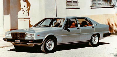 1989 Maserati Quattroporte Service Repair Manual