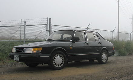 1989 SAAB 90 99 900 Sedan Hatchback Workshop Service Repair Manual
