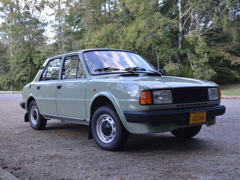 1989 Skoda 120 L Workshop Service Repair Manual