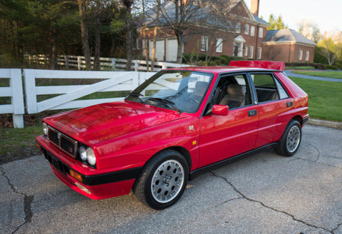 1990 Lancia Delta Integrale Workshop Service Repair Manual