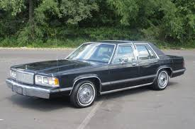 1990 MERCURY GRAND MARQUIS SERVICE REPAIR MANUAL