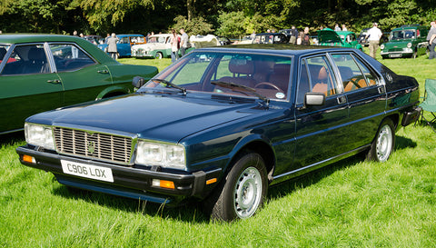 1990 Maserati Quattroporte Service Repair Manual