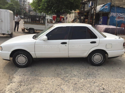 1990 NISSAN SUNNY SERVICE REPAIR MANUAL