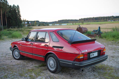 1990 SAAB 90 99 900 Sedan Hatchback Workshop Service Repair Manual