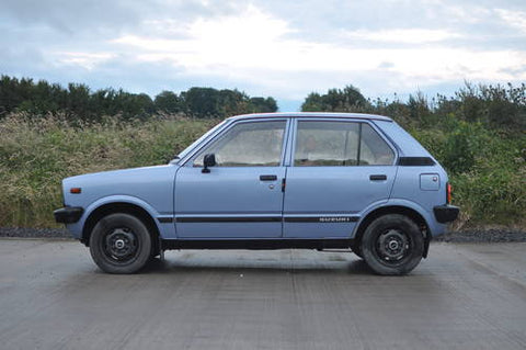 1990 Suzuki Alto Hatch 800cc Service Repair Manual Download